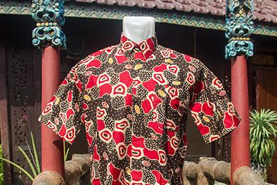 Produk Pakaian Batik